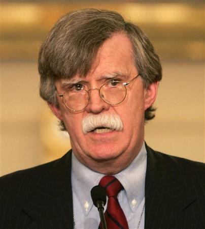 Bolton Wanted Bin Laden's Body