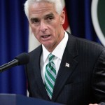 Crist Running Second in Florida Early Returns