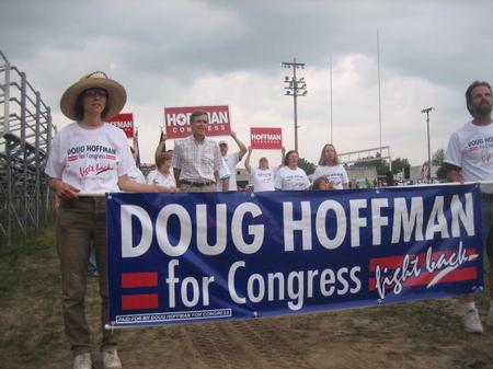Doug Hoffman Costs Republicans a Pick-Up in U.S. House Race