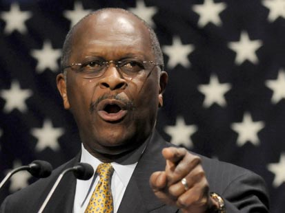Herman Cain Set to Officially Join GOP Contest Tomorrow at Noon Rally in Atlanta