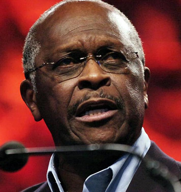 Cain Declares for the Presidency, Says U.S. Has Become a 'Nation of Crises'