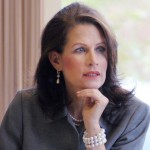 Bachmann's Reading List Gives Her 'Pause'