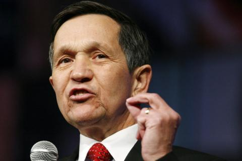 A Modern-Day Shields? Kucinich Spending Weekend in Seattle