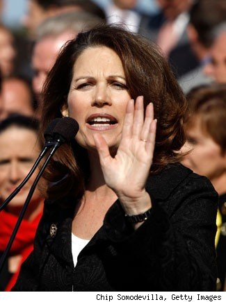 Bachmann Shifts Campaign into Overdrive