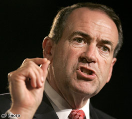 Huckabee Plans Major Weekend Announcement