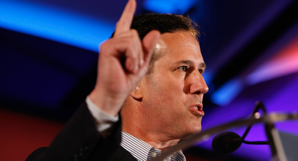 Coal Miner's Grandson: Santorum to Declare Candidacy on June 6