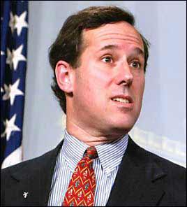 McCain Aide: 'I Never Met a Dumber' Senator than Rick Santorum