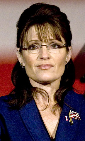 Vote Rogue: Group Urges Write-Ins for Sarah Palin