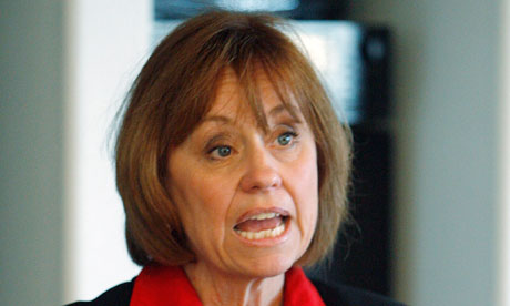 Sharron Angle Abruptly Withdraws From Nevada Special Election