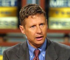Gary Johnson Assails CNN for New Hampshire Debate Exclusion