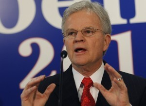 Roementum: Buddy Roemer Hits 3% in New Hampshire