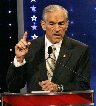 Ron Paul's Reaganesque Moment