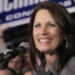 Bachmann Chides Romney on Abortion