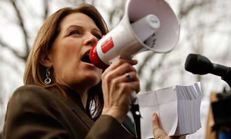 Bachmann Supported Kucinich's Libyan Resolution