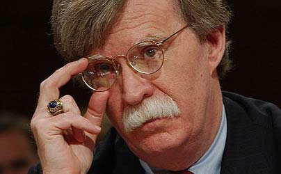 Key Aide to John Bolton Supporting Romney