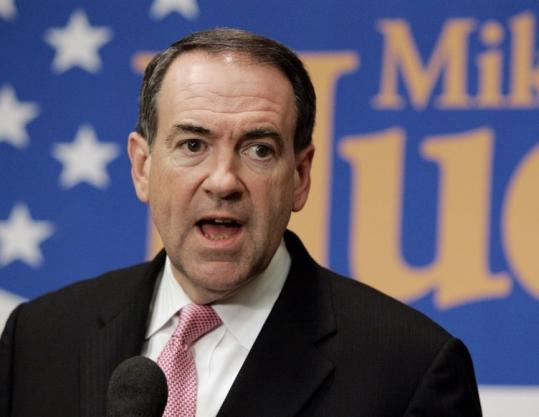 Huckabee Having Second Thoughts?