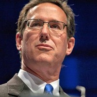Santorum Says He's Running to Win