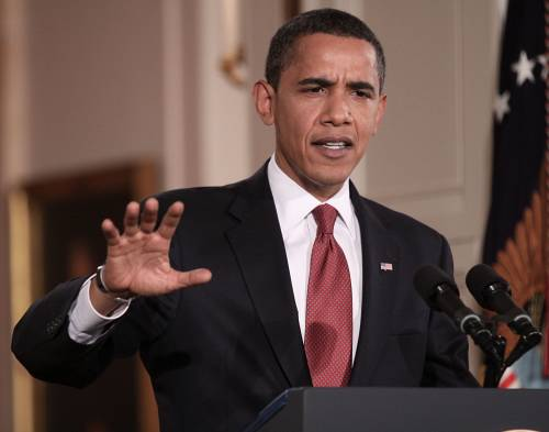 Obama Shatters Quarterly Fundraising Record