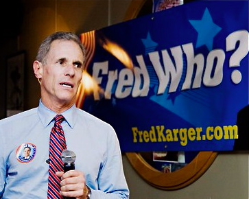Fred Karger Quietly Canvasses New Hampshire