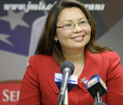 Iraq Vet Tammy Duckworth Making Second Bid for Congress