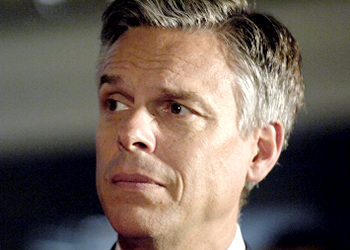 Huntsman Campaign Desperately Looking for Conservative Support