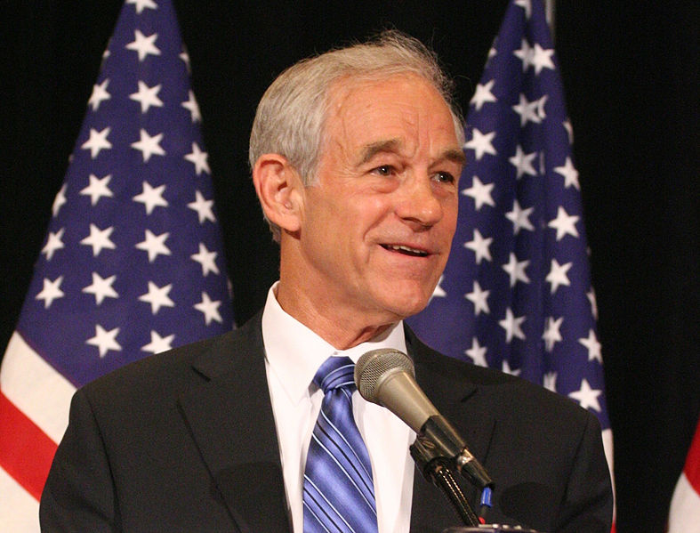 Ron Paul's Exceptionally Effective 2-Minute Ad on Race