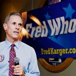 Karger Says He's The Real Anti-Romney