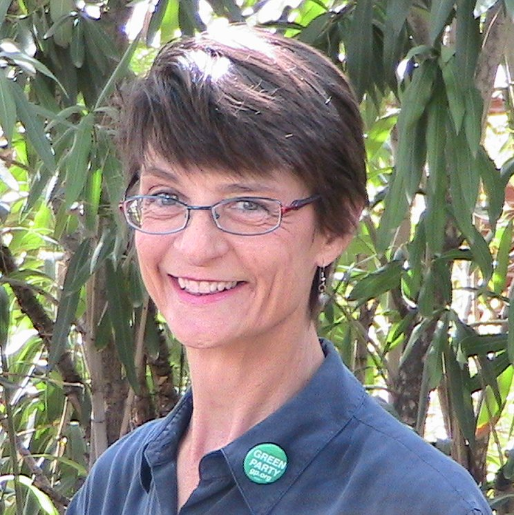 Facing Foreclosure, Green Party's Mary DeCamp Campaigns Proudly in Tucson Mayoral Race