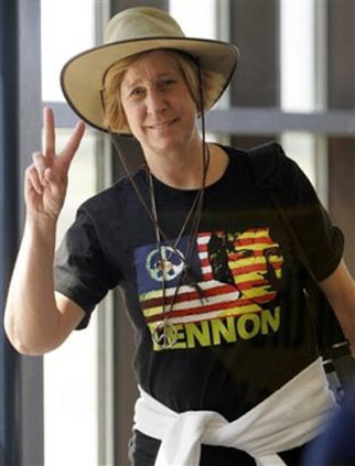Rumor: Cindy Sheehan to Accept Socialist Party Vice-Presidential Nomination