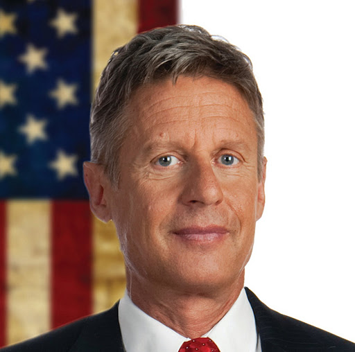 Libertarian Gary Johnson Polling at 15% in New Mexico