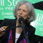 The Green Party's Jill Stein