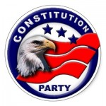 Results of Today's Presidential Balloting at the Constitution Party Convention