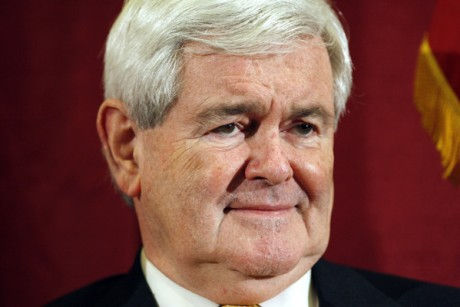 Newt's Terrible, Horrible, Kinda Good, Very Bad Week