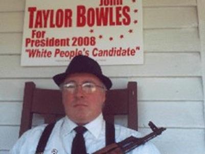 American Nazi Party Registers a Lobbyist