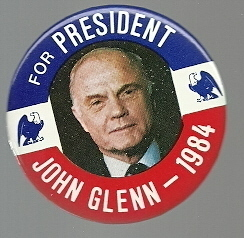 Time Capsule: Lift Off — John Glenn Launches 1984 Presidential Bid