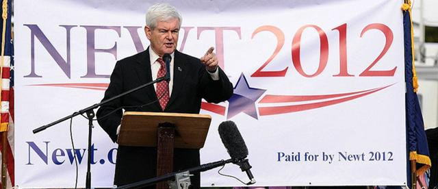 Delaware County GOP Chairman Switches from Romney to Gingrich