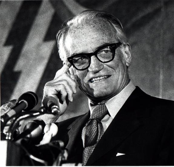 Time Capsule: Goldwater Slaughters Stassen in Indiana Primary
