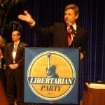 Johnson Wins Libertarian Presidential Nomination on First Ballot