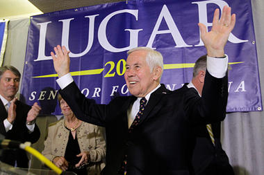 Why Dick Lugar Won't Run as an Independent