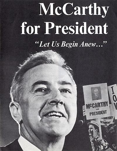 Image result for Eugene J. McCarthy
