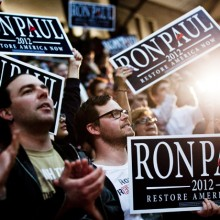 Die Hard Ron Paul Supporter Sums It Up Perfectly: 'I Will Not Quit'
