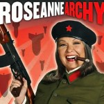 ROSEANNE-ARCHY: Roseanne Barr's Bitter Concession Speech to Green Convention