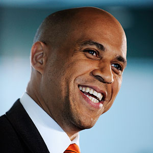 Newark's Cory Booker Prepares for 2014 Senate Race