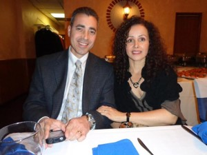 Araujo and his wife, Iris, personally collected nearly 1,200 signatures on his petitions.