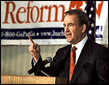 Buchanan Reform