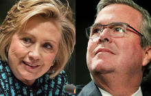 The End of Dynastic Politics: A Libertarian Hillary and Jeb Can't Possibly Defeat