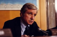 Conservatives tried to create havoc for longtime Republican Sen. Charles Percy in 1984.