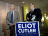 Cutler Releases TV Ad Touting King's Endorsement