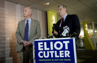 Cutler Gaining Ground in Maine Governor's Race, Now Polling at 20%