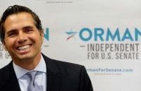 Orman Holds Lead in Kansas, Spending Millions of Personal Money